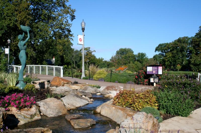 Wellfield Botanic Gardens
