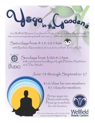 Yoga in the Gardens (2)