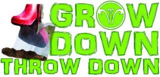 Grow Down logo