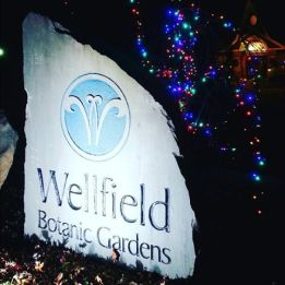 Wellfield Entry Sign