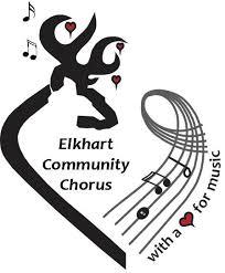 Elkhart Community Chorus logo