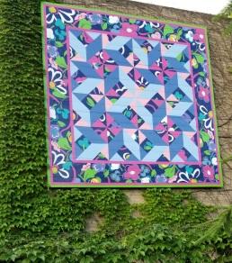 Quilt Garden and Mural 2018 (1)