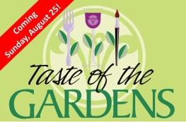 Taste Logo with Banner Aug 25, 2019