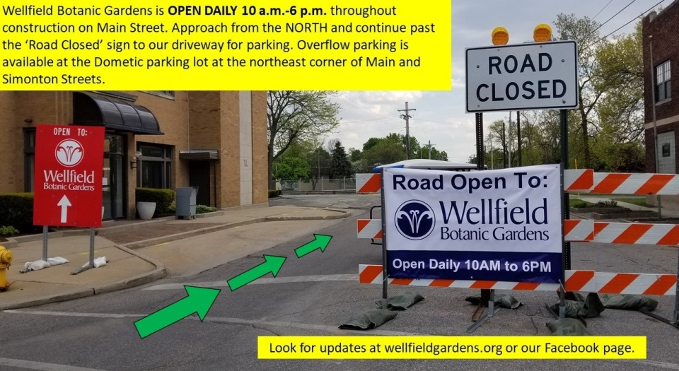 Open for Business 5-15-2021