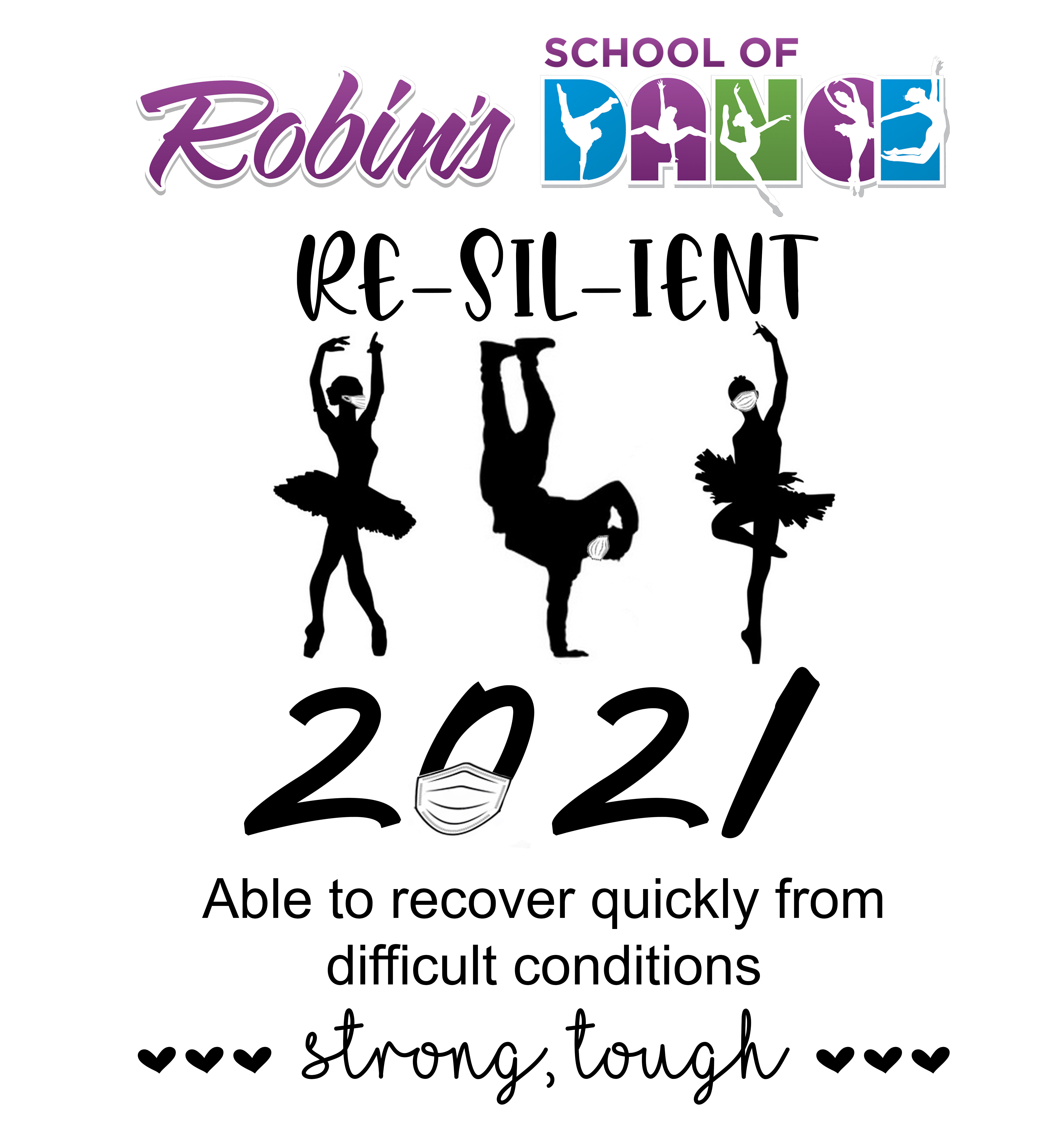 resilient 2021-2